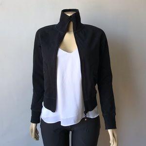 Vintage lululemon black Jacket size 6